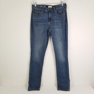 Sonoma Size 14 Long Skinny Medium Wash Jeans 0049